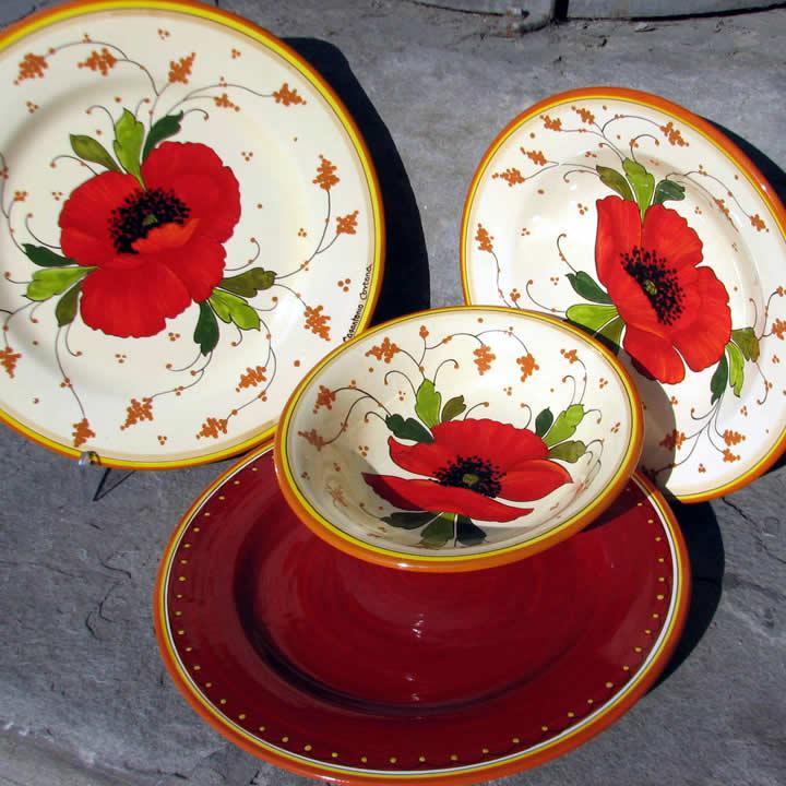 Dinner sets - <p>A feast for the eyes</p>